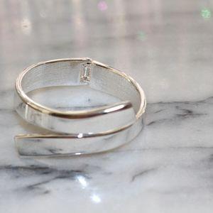 Parisian Works Silver Bracelet